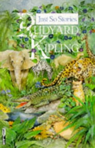 Just So Stories (Piccolo Books): RUDYARD KIPLING