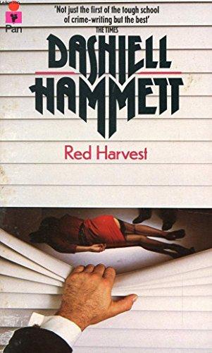 9780330243612: Red Harvest