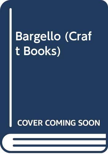 9780330243865: Bargello (Craft Books)