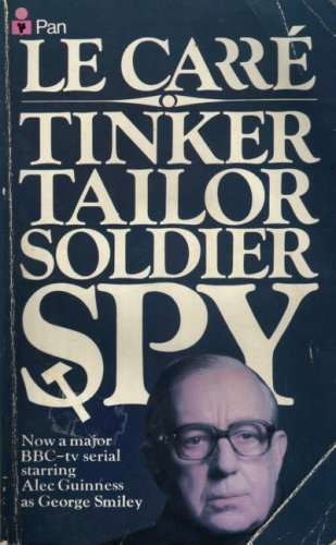 9780330244077: Tinker Tailor Soldier Spy