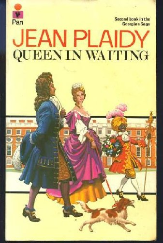 QUEEN IN WAITING (Second Book #2 / Two in the Georgian Saga.)