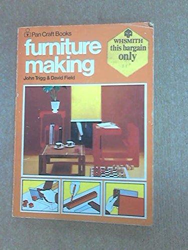 9780330244831: Furniture Making (Craft Books)