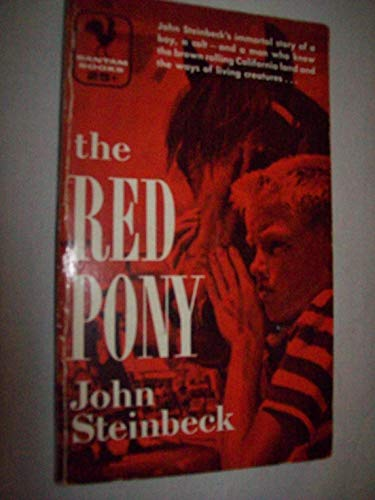 9780330245654: The Red Pony