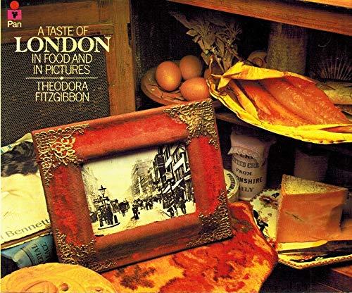9780330245807: A Taste of London