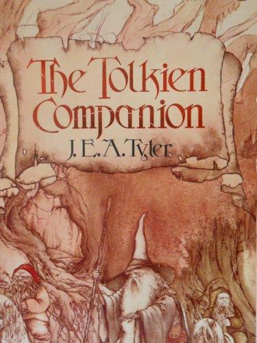 9780330245937: The Tolkien Companion (Picador Books)