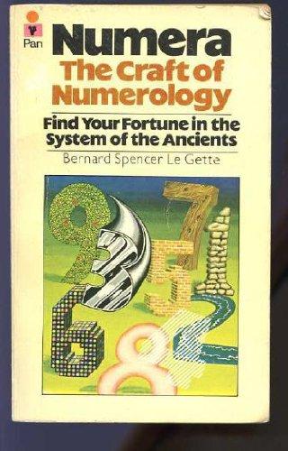 9780330246132: Numera: Craft of Numerology