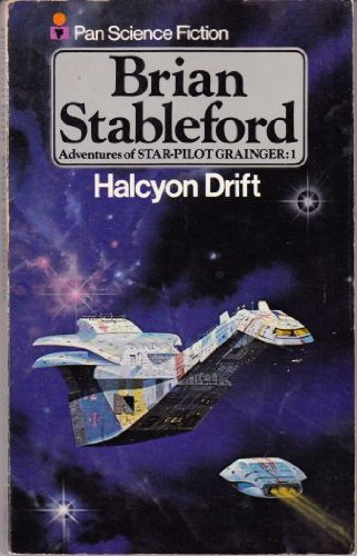 Halcyon Drift (0330246496) by BRIAN STABLEFORD