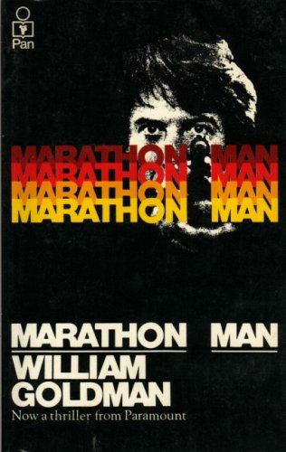 9780330247047: MARATHON MAN
