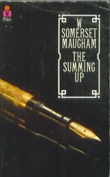 The Summing Up: W.Somerset Maugham