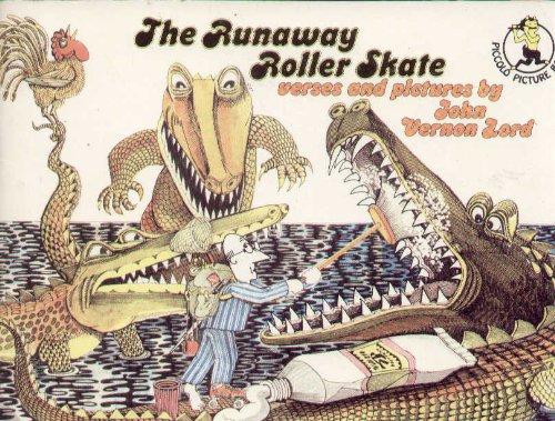 9780330247337: Runaway Roller Skate (Piccolo Books)