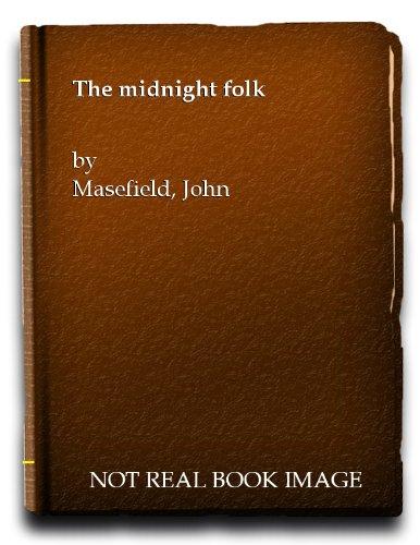 The Midnight Folk (Piccolo): Masefield, John