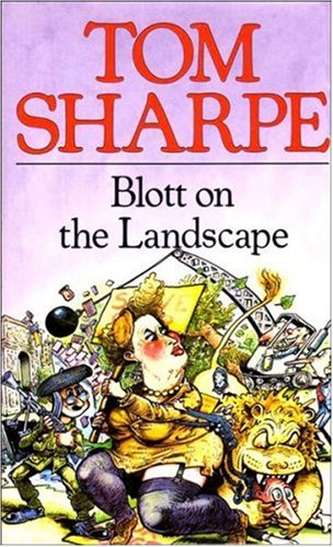 Blott on the Landscape: SHARPE, TOM