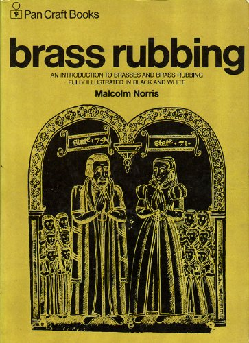 9780330250955: Brass Rubbing (Craft Books)