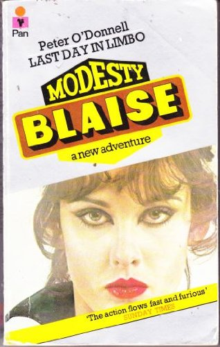 LAST DAY IN LIMBO : Modesty Blaise, a New Adventure