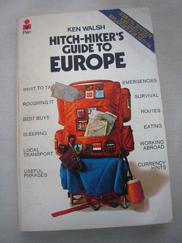 9780330251860: Hitch-hiker's Guide to Europe 1977-78