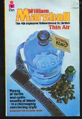 9780330253635: Thin Air