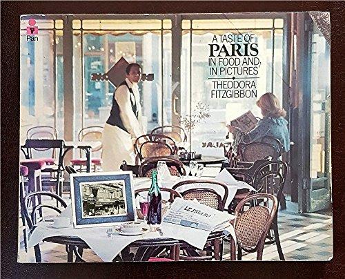 9780330253888: A Taste of Paris