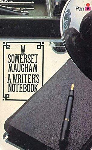 9780330254939: A Writer's Notebook
