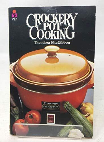 9780330255189: Crockery Pot Cooking