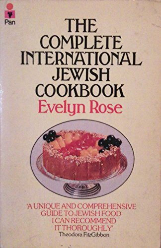 9780330255202: Complete Internat Jewish Cookbook