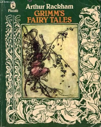 Grimm's Fairy Tales: Twenty Stories (Piccolo gift: Grimm, Jacob