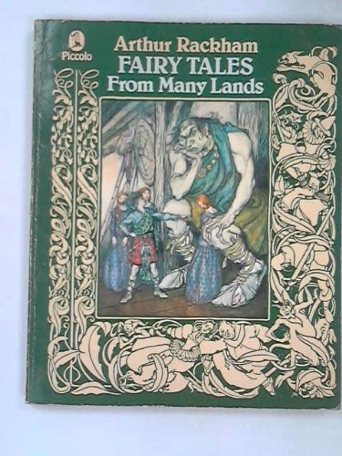 9780330255295: Fairy Tales from Many Lands (Piccolo Books)