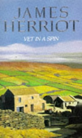 VET IN A SPIN: Herriot, James
