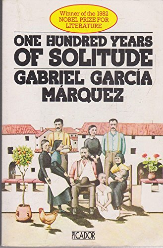 One Hundred Years of Solitude (Picador Books): Gabriel Garcia Marquez,