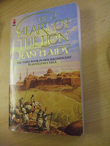 9780330255790: The Heart of the Lion (Plantagenet Saga)