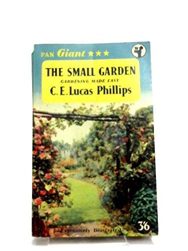 9780330256292: New Small Garden