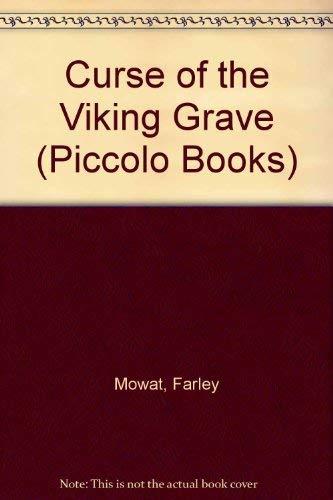 9780330256339: Curse of the Viking Grave (Piccolo Books)
