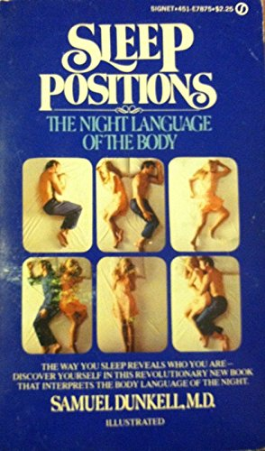 9780330256797: Sleep Positions: The Night Language of the Body