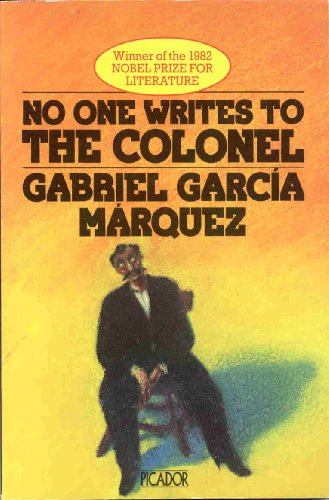 no one writes to the colonel full text