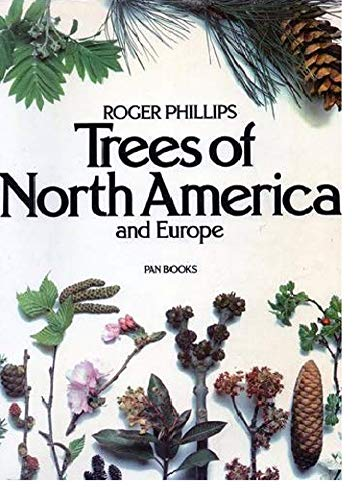 9780330256988: Trees of North America and Europe