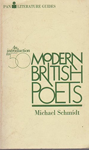 9780330257022: An Introduction to Fifty Modern British Poets (Pan literature guides)