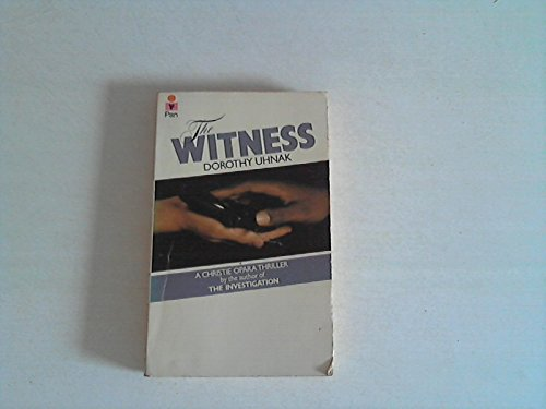 9780330257152: The Witness