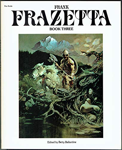 9780330257428: Fantastic Art of Frank Frazetta: v. 3