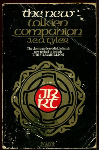 9780330258012: Tolkien Companion (Picador Books)