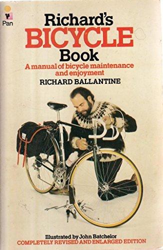 9780330258050: Richard's bicycle book