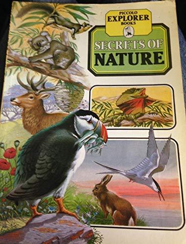 9780330258227: Secrets of Nature (Piccolo Books)