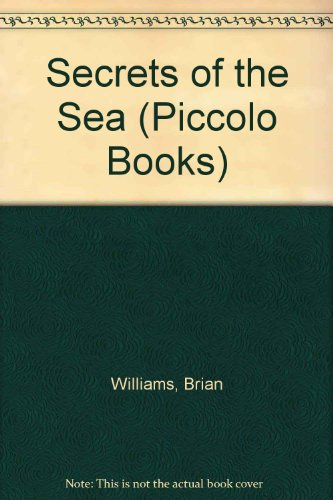 9780330258234: Secrets of the Sea (Piccolo Books)
