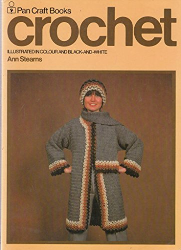 9780330258401: Pan Craft Books - Crochet - Illustrated In Black-and-White