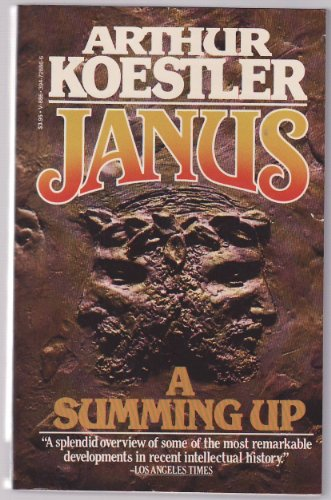 9780330258425: Janus: A Summing Up (Picador Books)