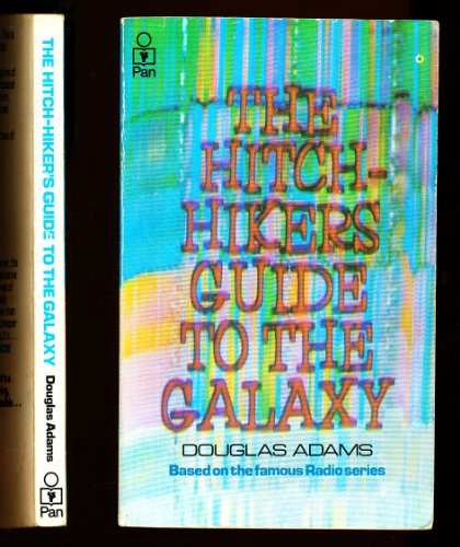 9780330258647: The Hitchhiker's Guide to the Galaxy