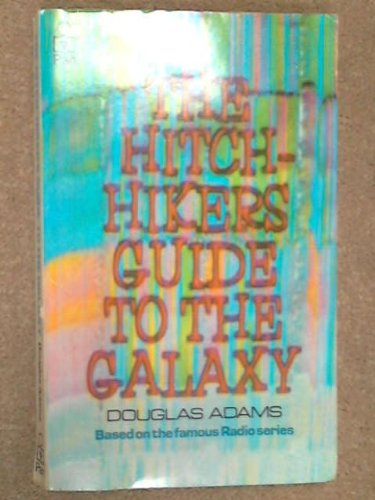 9780330258647: The Hitch Hiker's Guide to the Galaxy