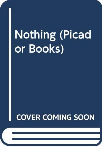 9780330258715: Nothing, Doting, Blindness (Picador Books)