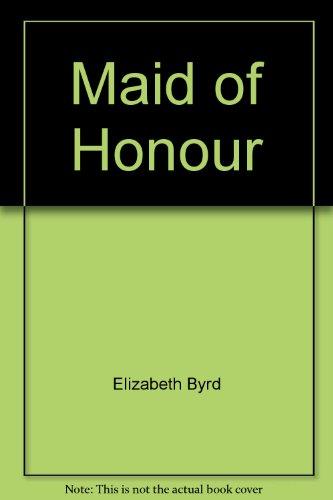 9780330258852: Maid of Honour