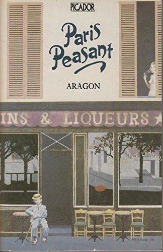 Paris Peasant: Aragon