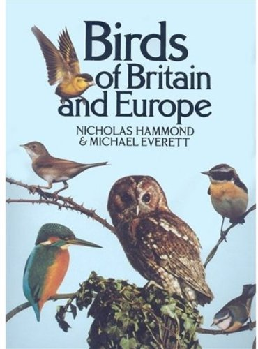9780330260237: Birds of Britain and Europe
