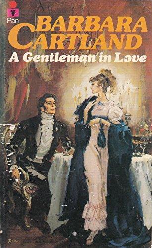 Gentleman in Love: Cartland, Barbara